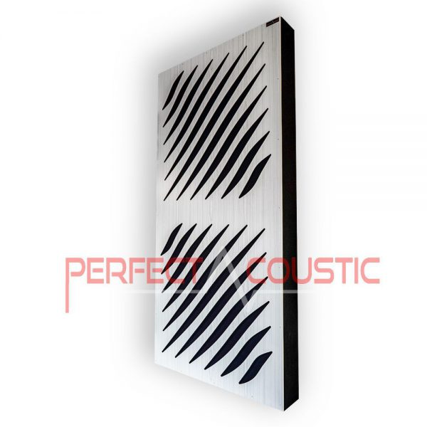 Acoustic panel with diffuser (3)