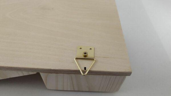 image hanger for panels