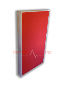 Available with 8mm wooden frame, natural pine or painted colors.acoustic wall panels