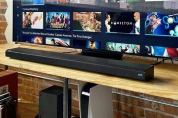 Główne obrazy panelu dźwiękowego Samsung-HW-Q800A.