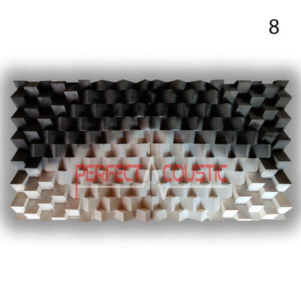 Panel ścienny-8 kolor