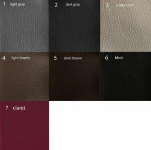 acoustic membrane colors