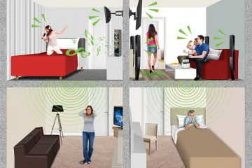 acoustical problems in homes