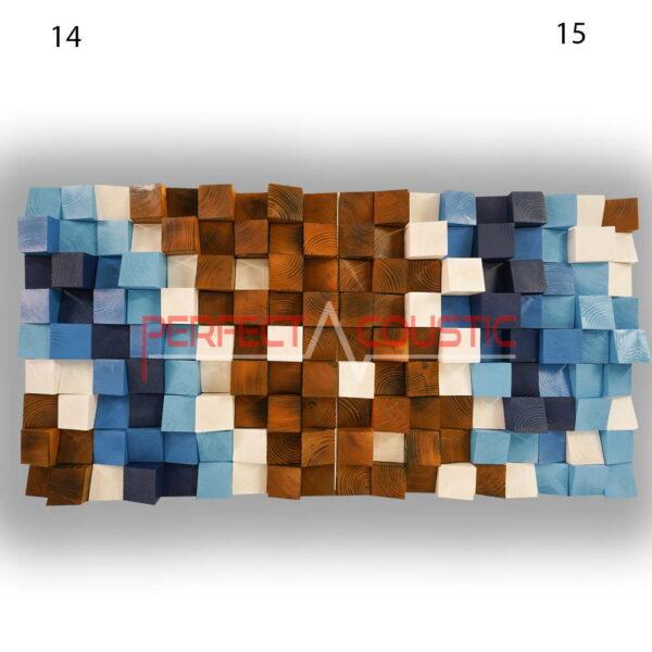 blue art diffuser