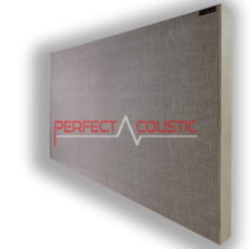 acoustic ceiling -butter