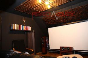 cinema room acoustics design with acoustic absorbers (3)