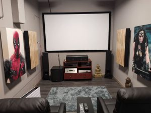 cinema room with (2)