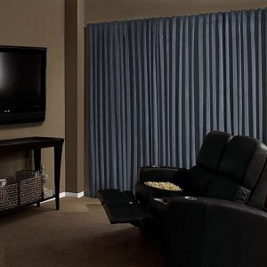 ditto acoustic curtains (1)-soundproof curtain blackout curtains