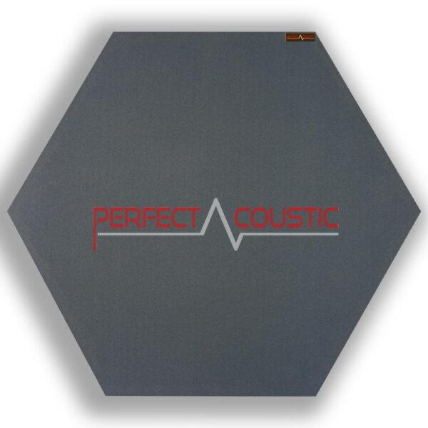 hexagonal acoustic panel-grey 1.