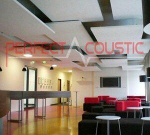 office acoustics execution (2) acoustic panels