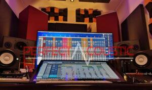panel ścienne 3d dźwiękochłonność