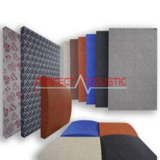 Wzorzyste panele akustyczne