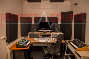 room acoustic design with diffuser front panel (2)
