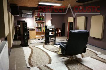 room acoustics treatment
