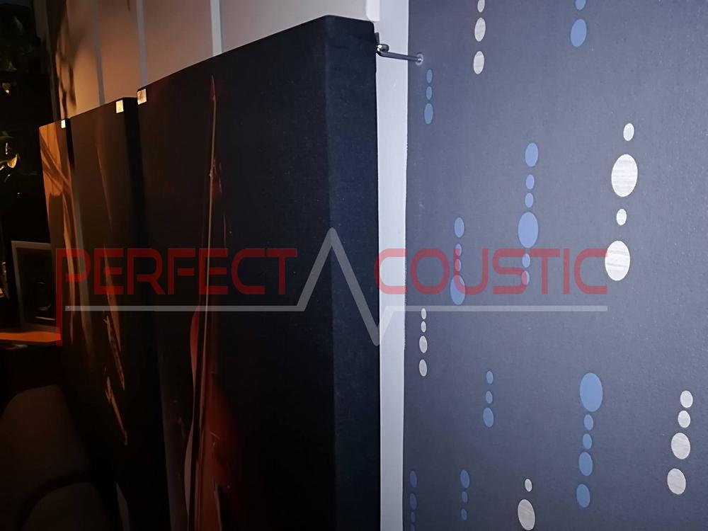 sound absorbing panel installation-sound panel