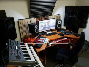 Importance of acoustics-Acoustic treatment